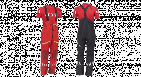 Vêtements techniques Sur pantalon Tornado